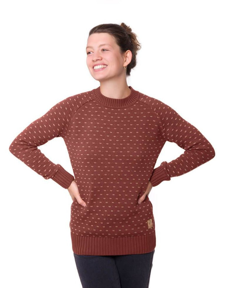 Bleed - Women's Summits Jumper Red - Jumper