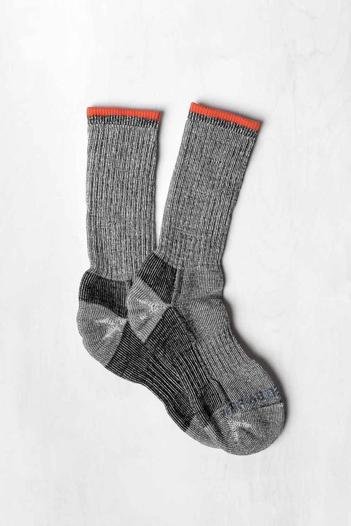United By Blue Trail Sock - Orange | TheOutdoorBoutique.com