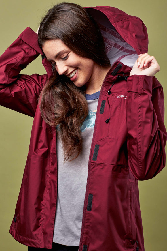 United By Blue - Womens Albright Waterproof Jacket