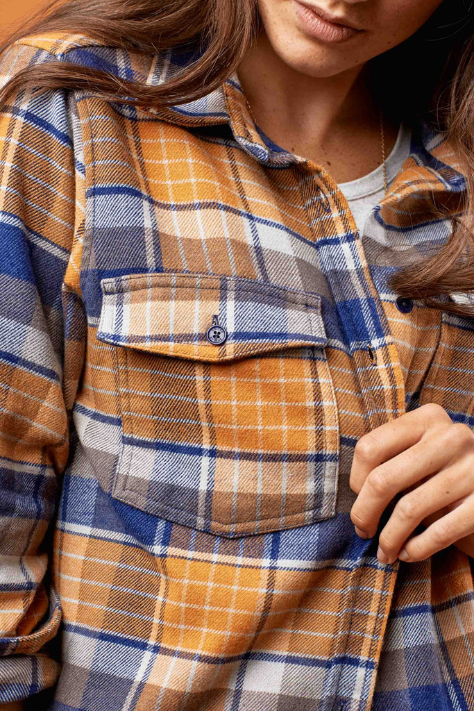 Womens Fremont Flannel Shirt