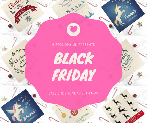 Our Black Friday Event is now on! Discounts up to 30%