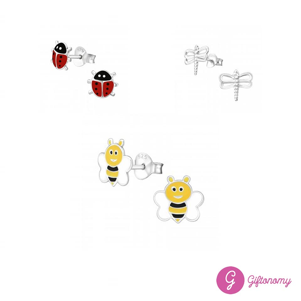 Bee-autiful Earrings Set