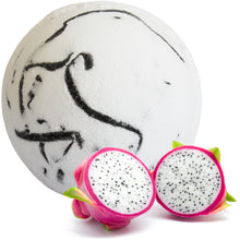 Load image into Gallery viewer, Tropical Paradise Dragon Fruit Bath Bomb