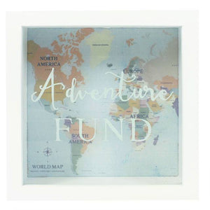 Adventure Fund Money Box