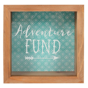 Boho Adventure Fund Money Box