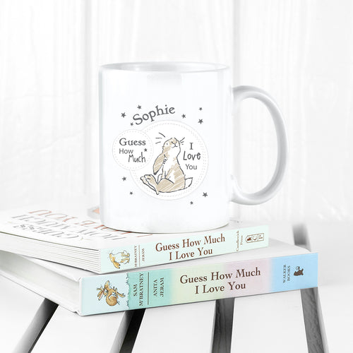 Sitting Hare Ceramic Mug