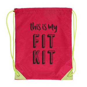 Fit Kit Gym Bag