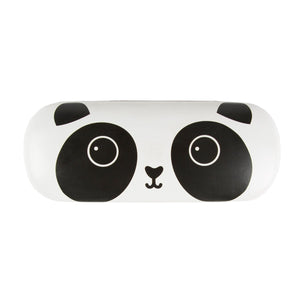 Kawaii Panda Glasses Case