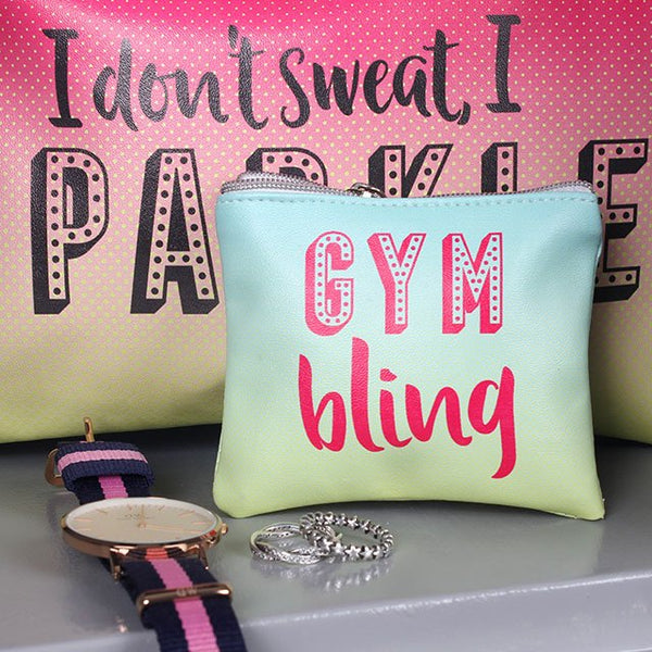 Small Gym Pouch
