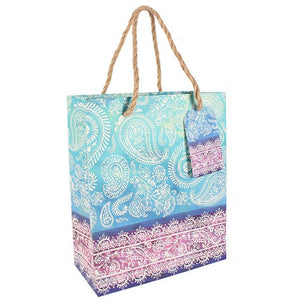 Medium Indian Ocean Gift Bag