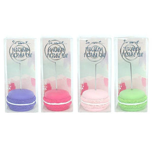 Macaroon Photo Clips