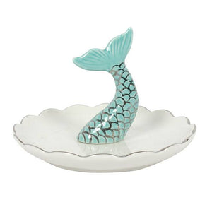 Mermaid Tail Jewellery Dish