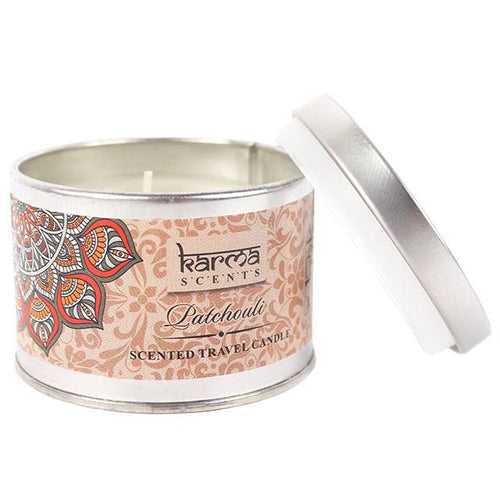 Karma Scents Patchouli Candle