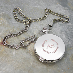 Dual Sided Heritage Pocket Watch