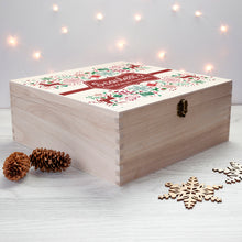 Load image into Gallery viewer, Christmas Eve Box With Festive Ribbon