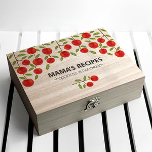 Orchard Recipe Box