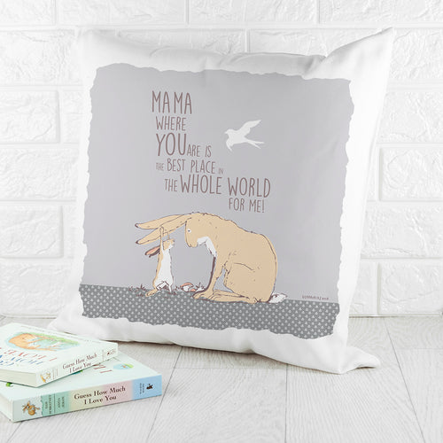 Best Place Hare Cushion Cover