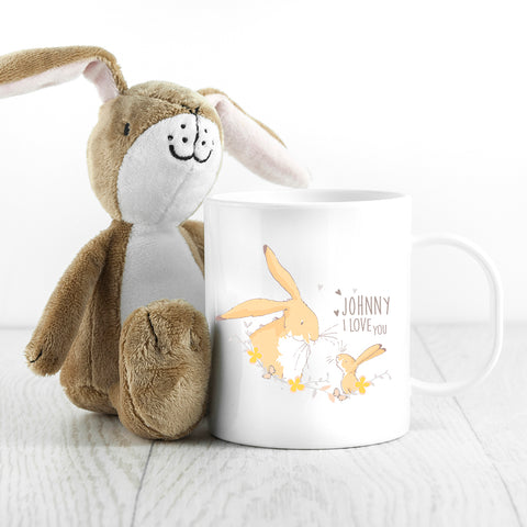Spring Hare Unbreakable Mug