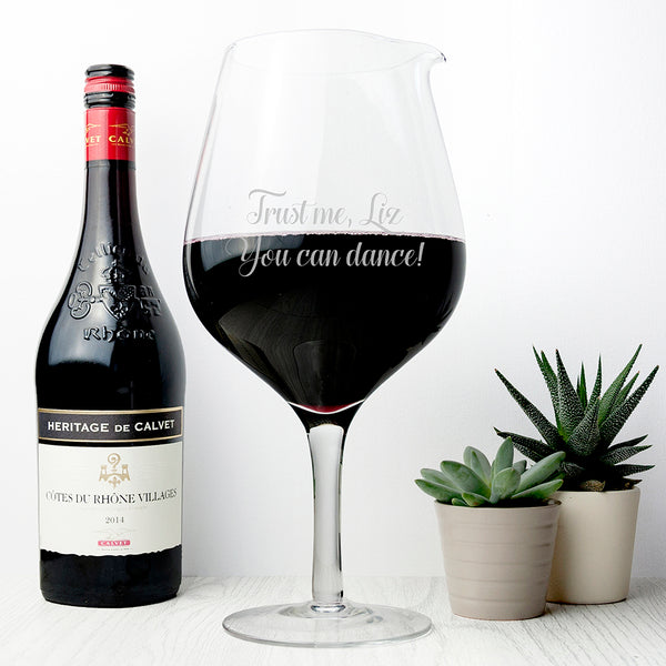 Jumbo Wine Glass