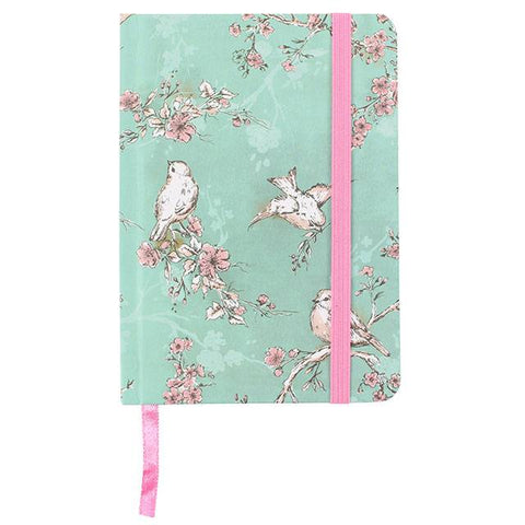 Rustic Romance A6 Lined Notebook