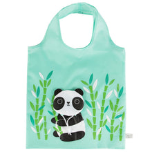 Load image into Gallery viewer, Kawaii Panda Foldable Shopping Bag