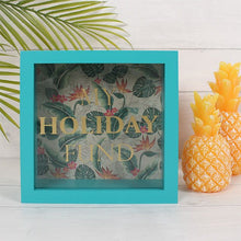 Load image into Gallery viewer, Tropical Island Holiday Fund Money Box