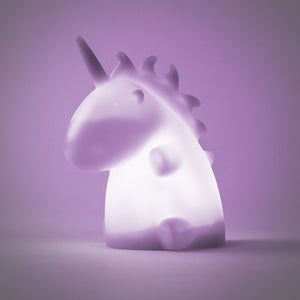 Colour Changing Unicorn Lamp