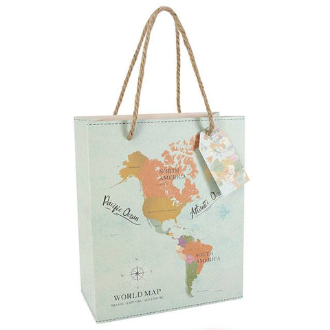 Medium Wanderlust Gift Bag