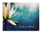 In Loving Memory Funeral Guest Book