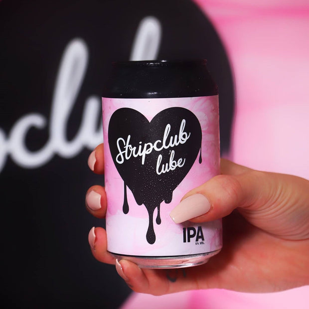 STRIPCLUB STREETFOOD - LUBE IPA