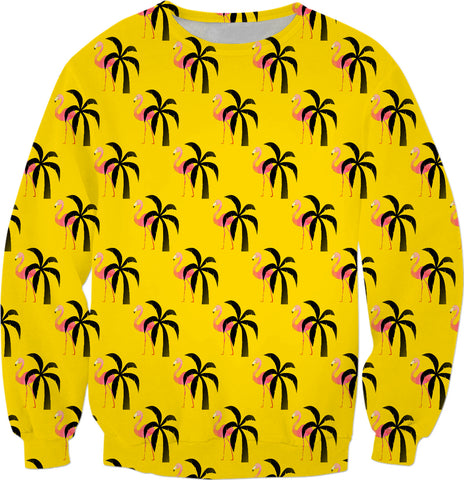 Tropical Destination Sweatshirt