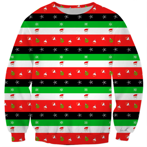 Visions Of Christmas Kids Sweatshirt