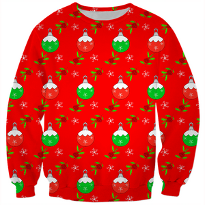 Festive Decorations Kids Sweatshirt
