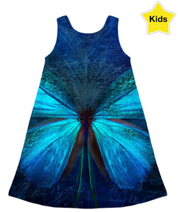 Take Flight Kids Dress