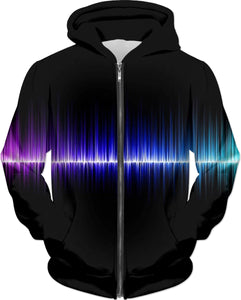 It's All About The Sound Hoodie