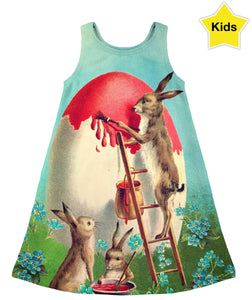 Easter Kids Dress