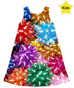 Bows Kid's Dress