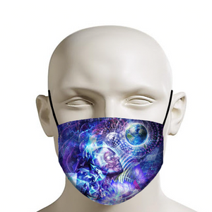 Transcension - Face Mask