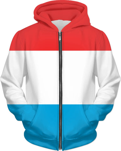 Luxembourg Hoodie