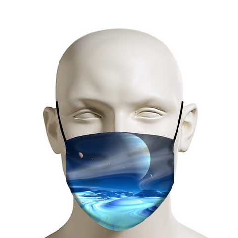 Planet Sixtarus - Lunar Alignment Face Mask