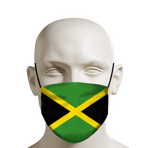 Jamaica Face Mask