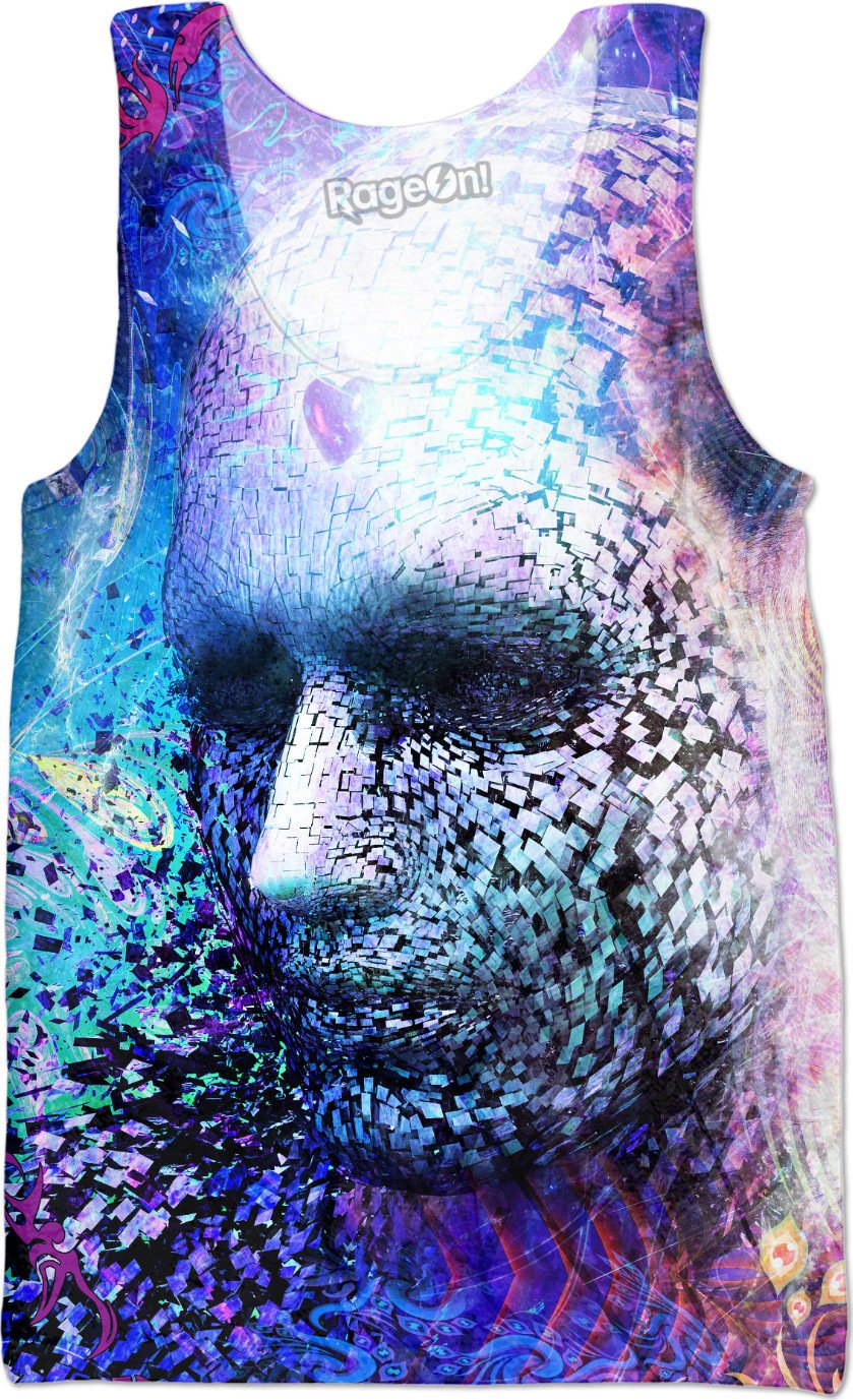 The Beauty Of It All Tank Top