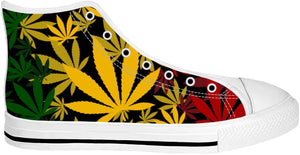 Weed High Too Shoes