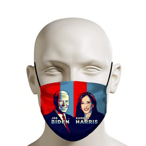 Joe Biden and Kamala Harris Face Masks