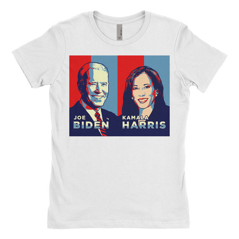 Joe Biden and Kamala Harris Women's Tee