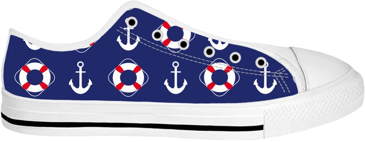 Anchors Boat Shoes