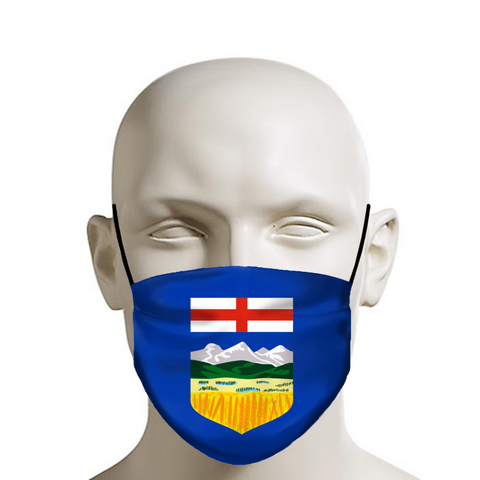 Alberta Adult Face Mask