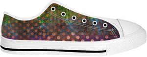 Love Dots Low Tops