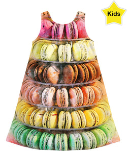 Macaroons Kids Dress