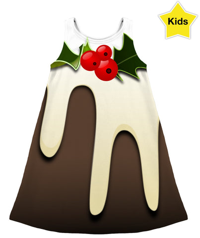Chocolate Bundt Cake Children's Dress